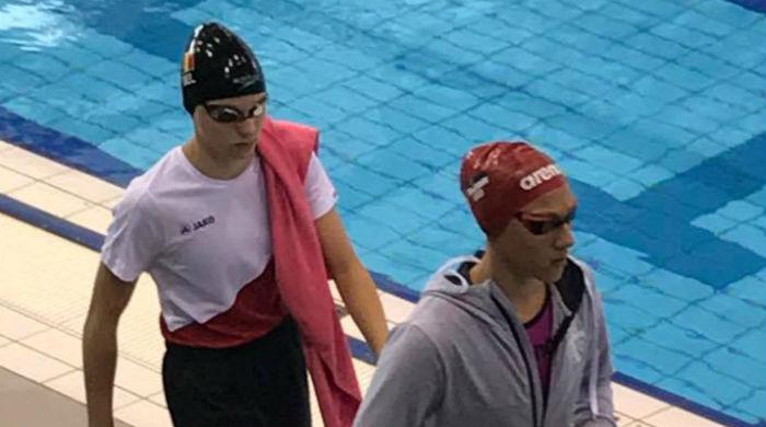 Zita Van Brabandt behaalt halve finale op EYOF (Europees Jeugd Olympisch Festival) te Gyor