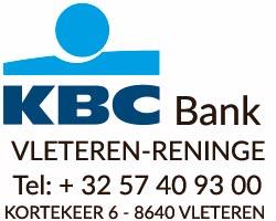 KBC bank Vleteren-Reninge