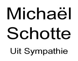 Michaël Schotte